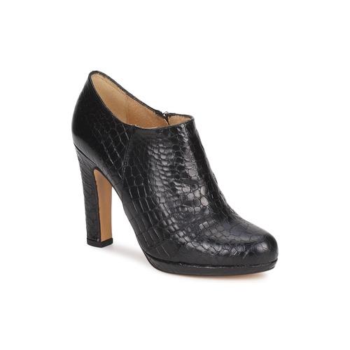 Fericelli OMBRETTA Noir - Livraison Gratuite avec  - Chaussures Low boots Femme