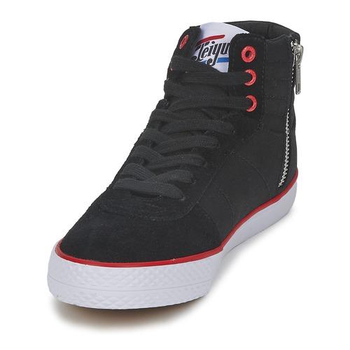 Noir A Skate Montantes High Baskets s Feiyue dxthrCQs
