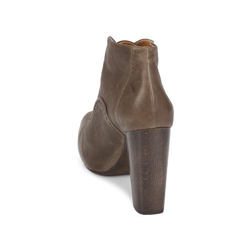 Coclico Lillian Gris - Livraison Gratuite- Chaussures Bottine Femme 223