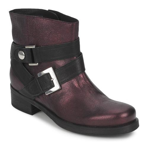 Bottines / Boots Janet&Janet URSUS VAN Bordeaux 350x350