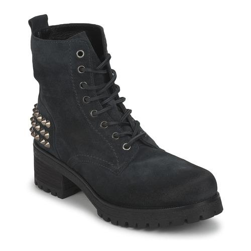 Bottines / Boots JFK SIMAIT Noir 350x350