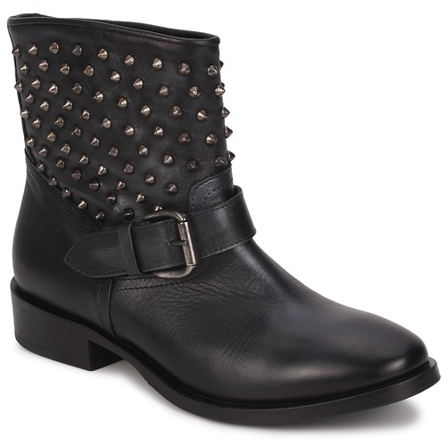 Chaussures Femme Boots JFK BARBALA Noir