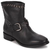 Chaussures Femme Boots JFK MASELLE Noir