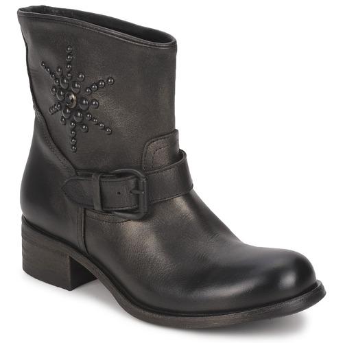 Bottines / Boots JFK OSSIR Noir 350x350
