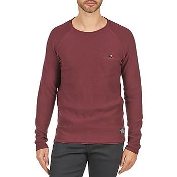 Vêtements Homme Pulls Jack & Jones BRYCEN O-NECK  7-8-9 13 CORE - DNA Bordeaux
