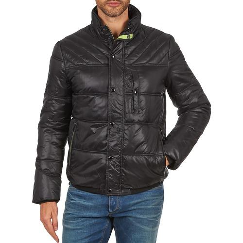 Vêtements Homme Doudounes Jack & Jones REAL JKT CORE AUT 13 E11 Noir
