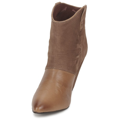 Liberty Taupe Koah Koah Liberty Boots Femme Boots Femme Taupe lKJT1Fuc3