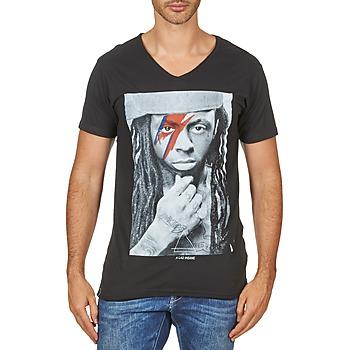 T-shirts & Polos Eleven Paris KAWAY M MEN Noir 350x350
