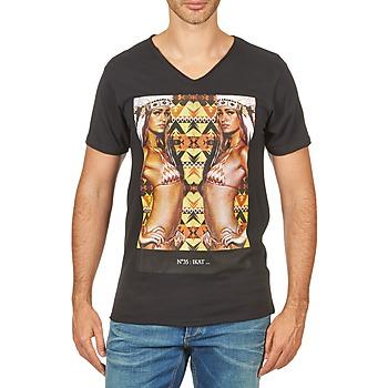 T-shirts & Polos Eleven Paris N35 M MEN Noir 350x350