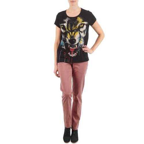 Vêtements Femme Chinos / Carrots Eleven Paris PANDORE WOMEN Rose