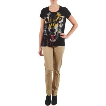 Pantalons Eleven Paris PANDORE WOMEN Beige 350x350