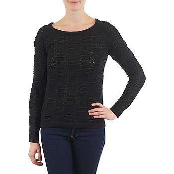 Vêtements Femme Pulls Eleven Paris TAPPLE WOMEN Noir