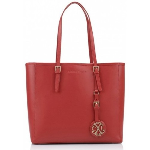 Sacs Femme Cabas / Sacs shopping Christian Lacroix Sac  Pampille 4 Rouge Rouge