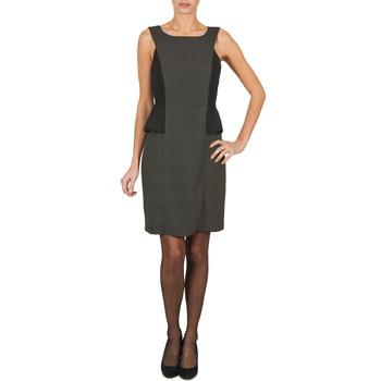 Vêtements Femme Robes courtes Manoukian PEPLUM Noir