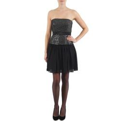 Vêtements Femme Robes courtes Manoukian JENNI Noir