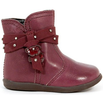 Chaussures Fille Bottines Stones And Bones Sere bordeau Bordeau