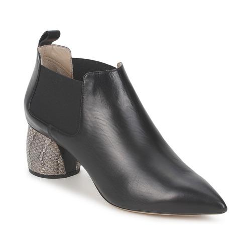 Chaussures Femme Low boots Marc Jacobs EQUATORE Noir