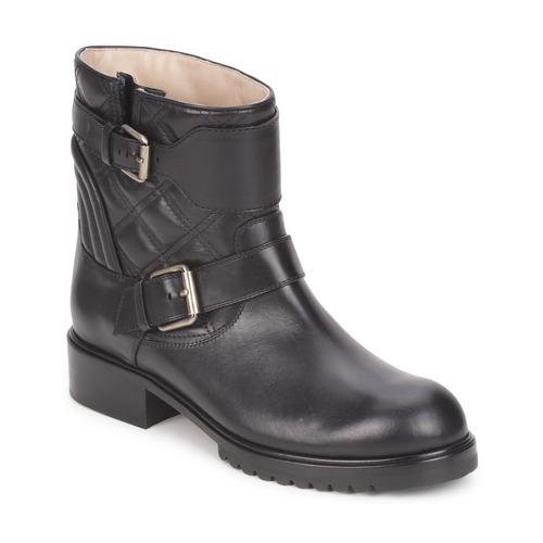 Chaussures Femme Boots Marc Jacobs OSLO Noir