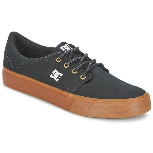 Baskets mode DC Shoes TRASE TX Noir / Or 350x350