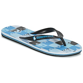 Tongs Quiksilver MOLOKAI CHECK REMIX