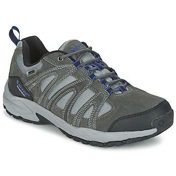 Chaussures-de-randonnee Hi-Tec ALTO II LOW WP Charbon / Bleu 350x350