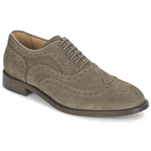 Chaussures Homme Derbies Hudson HEYFORD Gris
