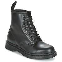 Chaussures Boots Dr Martens 1460 Mono Noir Smooth