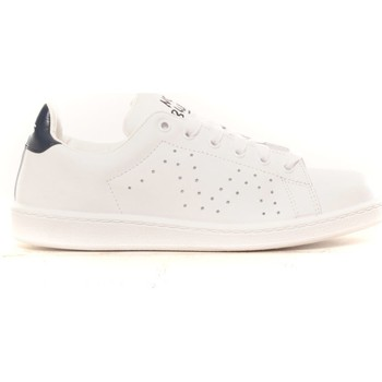 Chaussures Femme Baskets basses Cassis Côte D'azur Baskets Marine blanc et marine Blanc