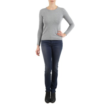 Vêtements Femme Jeans slim Meltin'pot MARIAN Bleu