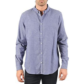 Chemises Cheap Monday DAMON BD SHIRT Bleu 350x350