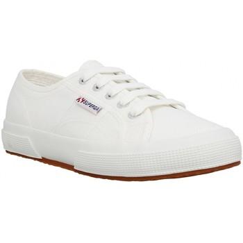 Chaussures Femme Baskets basses Superga 2750 Femme Blanc Blanc