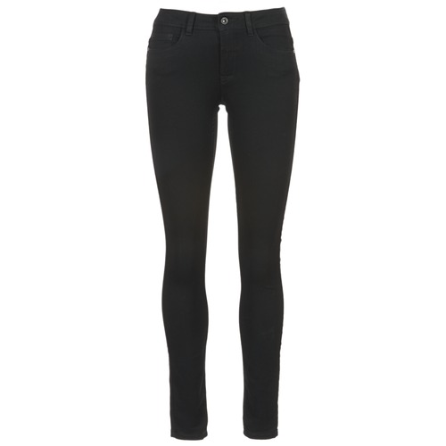 Vêtements Femme Jeans slim Only SOFT Noir