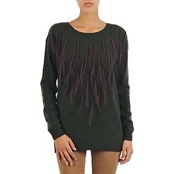 Vêtements Femme Pulls Vero Moda SEATTLE LS FRILL BLOUSE Gris