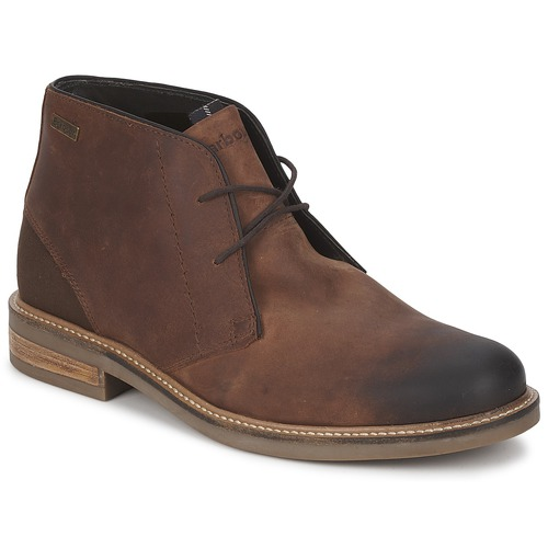Barbour READHEAD Marron - Chaussures Chaussure-Ville Homme