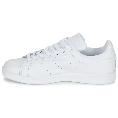 Baskets Smith Originals Basses Stan Adidas Blanc 80POknw
