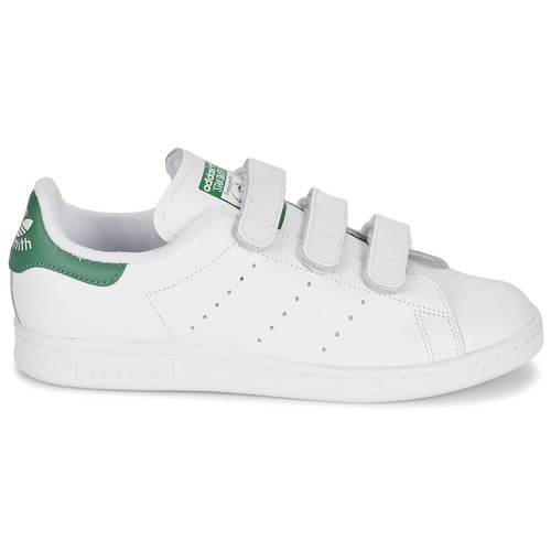 BlancVert Originals Smith Adidas Baskets Cf Basses Stan OPuTikXZ