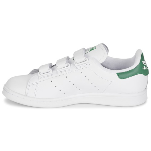 Stan Adidas Basses Smith Originals BlancVert Cf Baskets VUzMpqSG