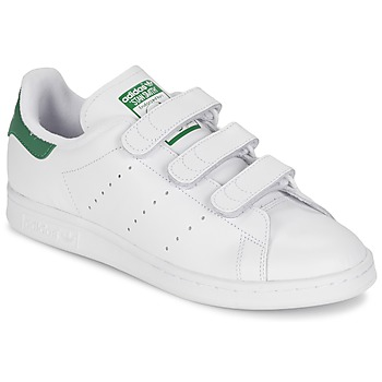Baskets mode adidas Originals STAN SMITH CF Blanc / Vert 350x350