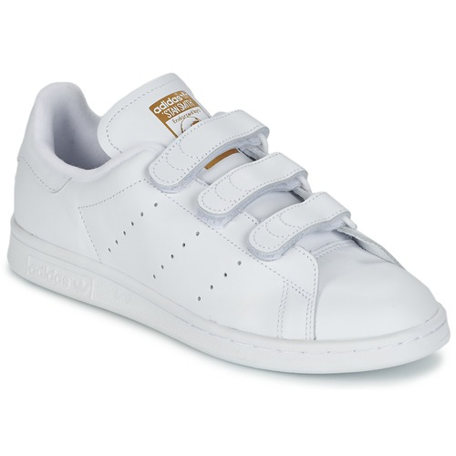 Cf Stan Originals Baskets Scratch Smith Adidas Blanc W Vente