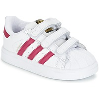 Baskets basses adidas Originals SUPERSTAR FOUNDATIO