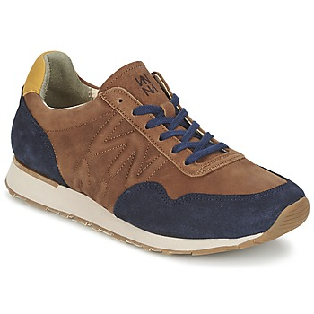 Chaussures Homme Baskets basses El Naturalista WALKY Marron