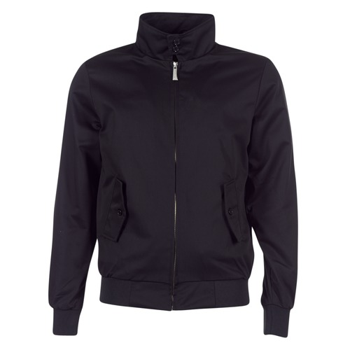 Vêtements Homme Blousons Harrington HARRINGTON Noir