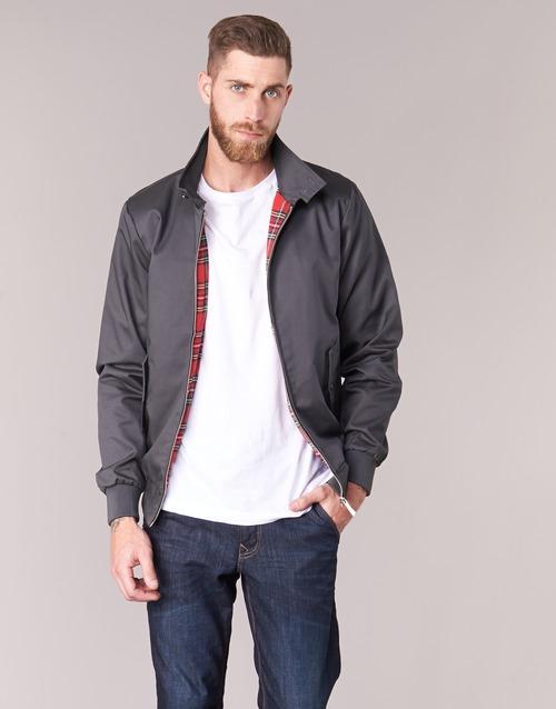Vêtements Homme Blousons Harrington HARRINGTON PAULO Gris
