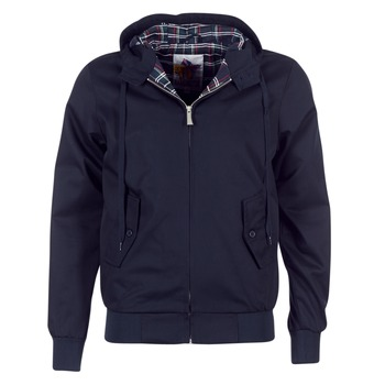 Blousons Harrington HARRINGTON HOODED