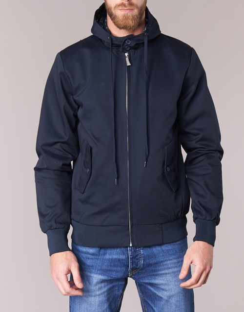 Hooded Marine Blousons Marine Blousons Homme Homme Harrington Harrington Harrington Hooded BtdQrChosx