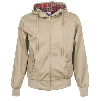 Vêtements Homme Blousons Harrington HARRINGTON HOODED Beige
