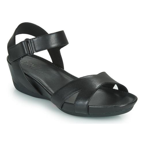 Chaussures Femme Sandales et Nu-pieds Camper MICRO Noir