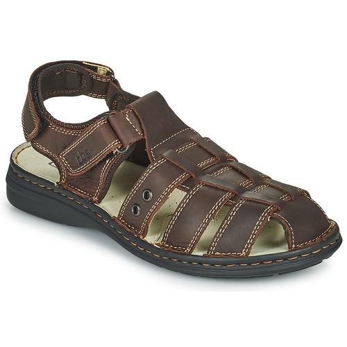 Chaussures Homme Sandales et Nu-pieds TBS BARROW Marron