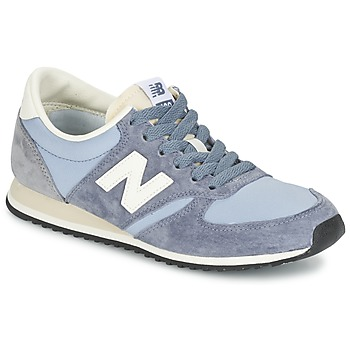 New Balance U420 Bleu Gris Rose