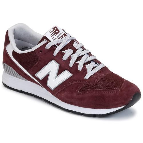 Chaussures Baskets basses New Balance MRL996 Bordeaux